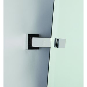 Alno Bath Accessories - Contemporary - Adjustable Mirror Brackets (Mirror Sold Separately) in Polished Chrome