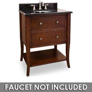 Jeffrey Alexander By Hardware Resources Philadelphia Clic 28 1 2 Bathroom Vanity