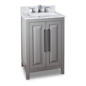 Jeffrey Alexander Small Bathroom Vanities 24 Bathroom Vanity In Grey