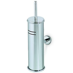Italbr Bath Accessories Key Toilet Brush Holder With Wall Mount Attachment