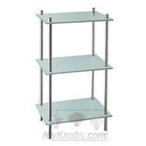 Offers smedbo sme 28713 bath free - Glass free standing shelves ...