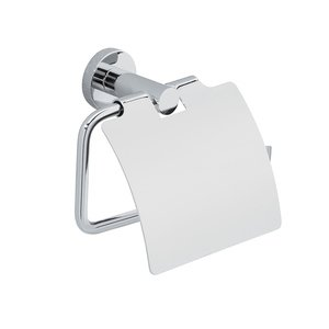 Valsan - Porto - Toilet Roll Holder with Lid