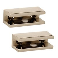 Alno Inc. Creations - Arch - Shelf Brackets Only (Sold by the pair) in Polished Nickel