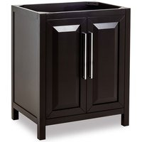 "Jeffrey Alexander - Large Bathroom Vanities - 30"" Bathroom Vanity in Black"