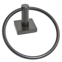 Rusticware Hardware - Urban - Urban Towel Ring in Satin Nickel