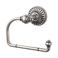 Top Knobs - Tuscany - Single Arm Tissue Holder in Pewter Antique